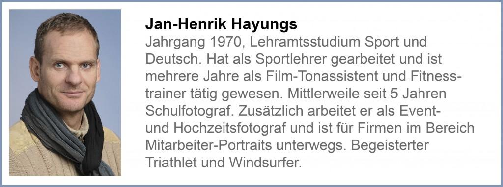Über uns Henrik