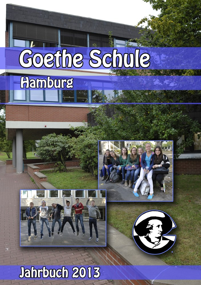 Jahrbuch Deckblatt